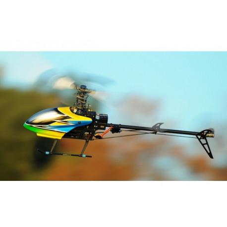 E-Razor 450 Carbon Fibre Version RTF (2.4Ghz Mode 2) (DY8918)