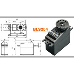 Servo Futaba BLS 254