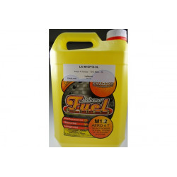Carburant Labema Avion 4 Temps - 10% Nitro - 5L