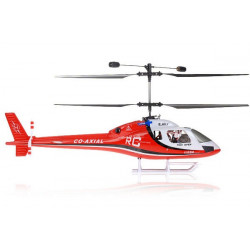 Esky Big Lama Helicopter RTF + Simulation - Red (2.4Ghz Mode 2)