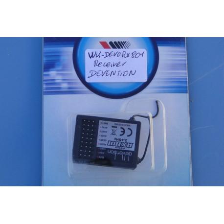 Receiver DEVENTION RX801