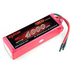 KT4000/40-5S Lipo Rechargeable Batteries