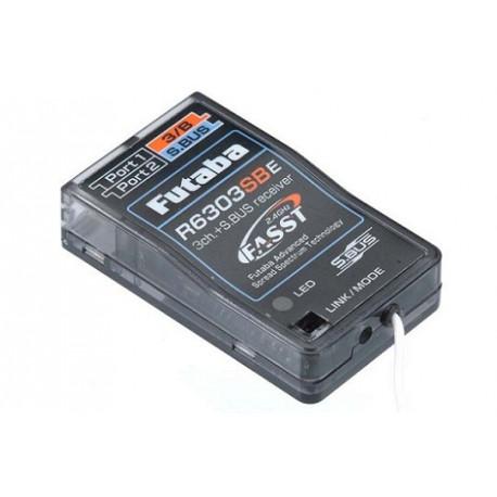 Futaba Receiver R6303SBE 3 Channel 2.4Ghz