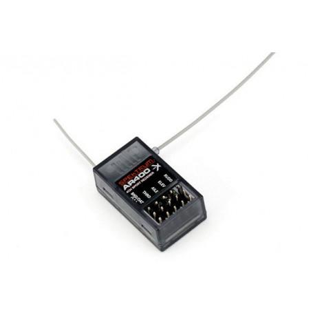 AR400 4 voies DSMX Spektrum recepteur (SPMAR400)