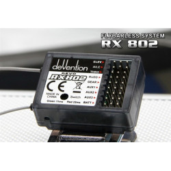 Receiver DEVENTION RX802