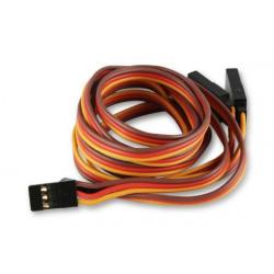 Rallonge Servo extension wiree 2x (JR/FUT/UNI) 60cm