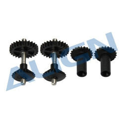 M0.6 Torque Tube Front Drive Gear Set/26T(OLD NO:H45055A) 450pro (H45G001XXT)