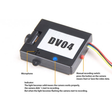DV04 Camera FPV