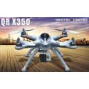 Walkera QR X350 GPS drone Brushless with DEVO7 (2.4 Ghz Mode 2)