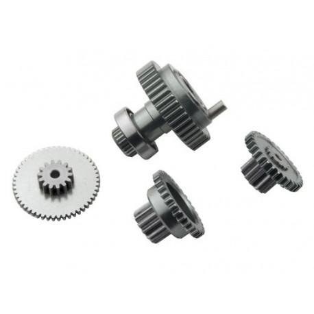 Standard Tail servo gear sets for FS0521THV (FS0510T)