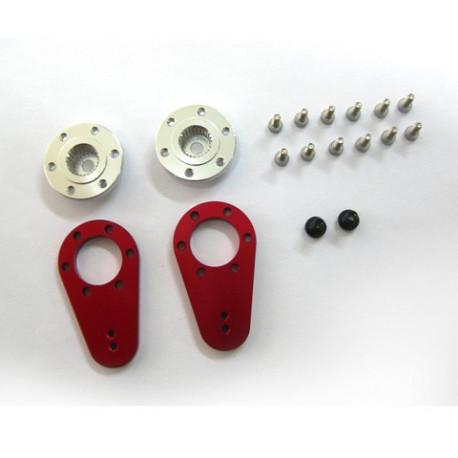 MKS Metal Single horn Pack 20*37mm For HBL850,880 (O0002015-2)