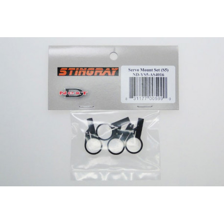 Servo Mount Set - Stingray 500