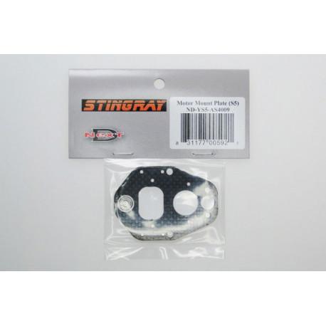 Motor Mount Plate (Carbon) Stingray 500