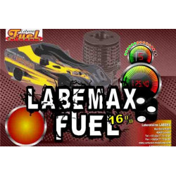 Carburant Labemax 16% Nitro 1L voiture piste (CFW16/1)