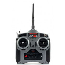 Spektrum DX5E 5Ch Full Range w/o Servos Mode 2 + Receiver AR610 (SPM5520)