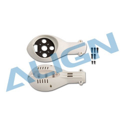 M480 Motor Mounts - White (M480031XXT)