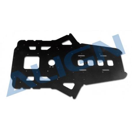 Plaque superieur de chassis M480 (M480001XX)