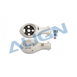 M480 Motor Mounts(L)-White (M480013XX)