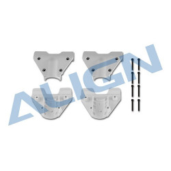 M480 Landing Gear T Mount -White (M480023XX)