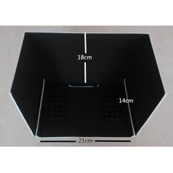 8 inch Sunshade for DJI Inspire 1 with iPad Mini