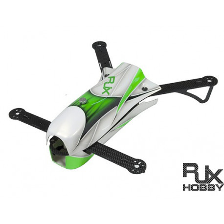 RJX CAOS330 RACE QUADCOPTER (Green) (C330G)