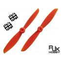 RJX ABS 6045 Blades Quadcopter CW&CCW (Orange) (M1008O)