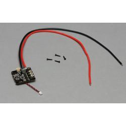 Brushless ESC (Rear): Q500