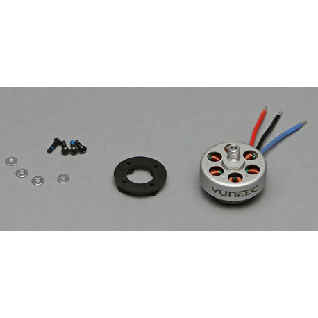 Brushless Motor B, Counter-Clockwise Rotation (Right Front / Left Rear): Q500