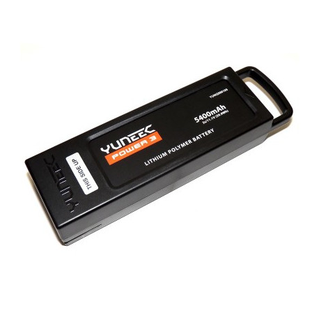 Lipo flight battery 11.1V 5400mah 3S (YUNQ4K131)