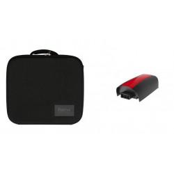Mallette Bebop Drone + Batterie Bebop 2 rouge