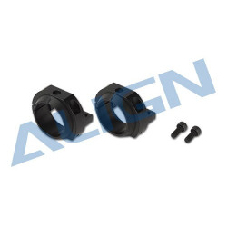 MR25 Motor Mount Block-Black (M425006XXT)