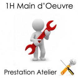 Atelier - 1H Réparation/Réglage/Mise à Jour/Amélioration