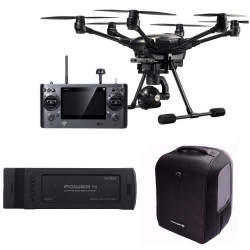 TYPHOON H PRO RTF avec Backpack Radio ST16 Camera CG3+ 1x Wizard et 2x Batteries (YUNTYHBPEU)