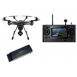 TYPHOON H RTF in Carton Box with Radio ST16 + Camera CGO3+ 1x Battery (YUNTYHBEU)
