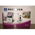 Wireless palm monitor and DVR Kit