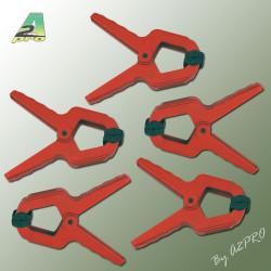 Pince de serrage 40mm (5 pcs) (93100)