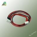Rallonge 30cm AWG22 JST-XH 3S (12344)