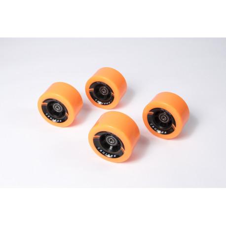 EGO Jeu de roues avec roulements pre-installes (EGOCR006)
