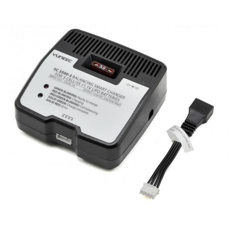 Chargeur equilibreur intelligent SC3500-3 pour accu LiPo 2S 11.1 V (3.5 A) (YUNSC35003)