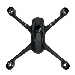 HUBSAN H501S BODY SHELL SET BLACK