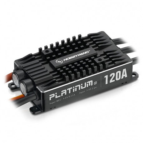 HOBBYWING PLATINUM PRO 120A V4 SPEED CONTROL