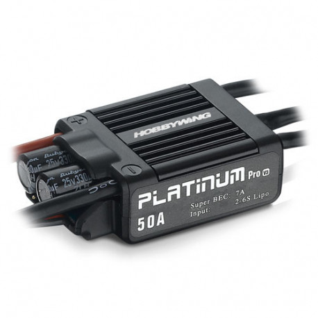 HOBBYWING PLATINUM PRO 50A V3 SPEED CONTROL