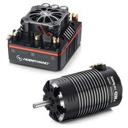 HOBBYWING COMBO (C) XR8 PLUS ESC and 4268SD-2600KV MOTOR