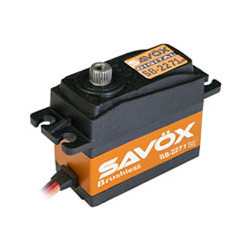 SAVOX HV DIGITAL BRUSHLESS SERVO 20KG/0.065s@7.4V
