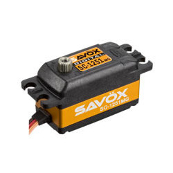SAVOX DIGITAL LOW PROFILE SERVO 9.0KG@6V