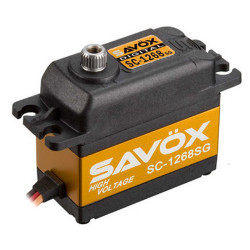 SAVOX HIGH VOLTAGE STD SIZE DIGITAL SERVO 21KG@7.4V (LIPO)