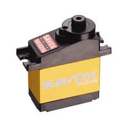 SAVOX MICRO SIZE DIGITAL SERVO 4.6KG@6V (HELI and PARKFLY)