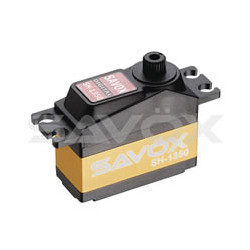 SAVOX MINI CORELESS DIGITAL SERVO 4.6KG@6V (1/12 OR HELI)