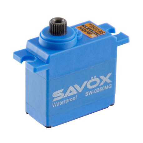 SAVOX WATERPROOF DIGITAL MICRO SERVO 5KG/0.11s@6V