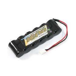 VOLTZ STRAIGHT PACK(18t) 7.2V 1600MAH NIMH W/MICRO CONNECTOR
